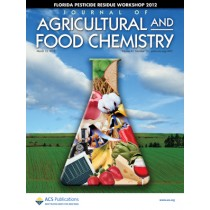 Journal of Agricultural and Food Chemistry: Volume 61, Issue 10