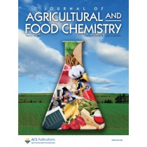 Journal of Agricultural and Food Chemistry: Volume 62, Issue 8