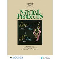 Journal of Natural Products: Volume 83, Issue 8