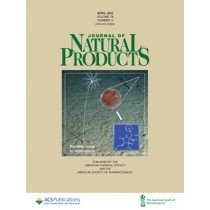 Journal of Natural Products: Volume 78, Issue 4
