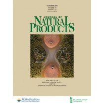 Journal of Natural Products: Volume 79, Issue 10