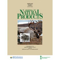 Journal of Natural Products: Volume 81, Issue 8