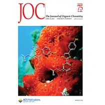 The Journal of Organic Chemistry: Volume 75, Issue 8