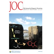 The Journal of Organic Chemistry: Volume 77, Issue 3