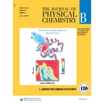 The Journal of Physical Chemistry B: Volume 120, Issue 33