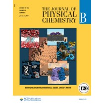 The Journal of Physical Chemistry B: Volume 120, Issue 41