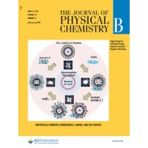 Journal of Physical Chemistry B: Volume 121, Issue 16