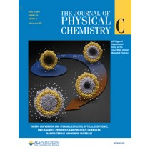 Journal of Physical Chemistry C: Volume 123, Issue 16