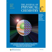 Journal of Physical Chemistry C: Volume 123, Issue 20