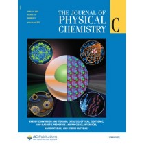 Journal of Physical Chemistry C: Volume 124, Issue 15