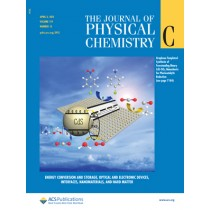 Journal of Physical Chemistry C: Volume 119, Issue 13