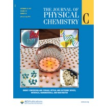 Journal of Physical Chemistry C: Volume 119, Issue 38
