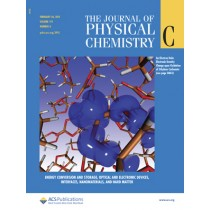 Journal of Physical Chemistry C: Volume 119, Issue 8