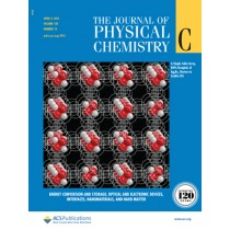 The Journal of Physical Chemistry C: Volume 120, Issue 13