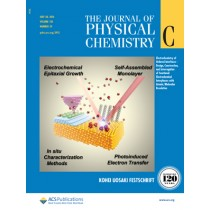 The Journal of Physical Chemistry C: Volume 120, Issue 29
