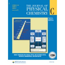 The Journal of Physical Chemistry C: Volume 120, Issue 38