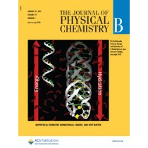 The Journal of Physical Chemistry B: Volume 117, Issue 4