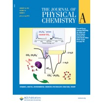 The Journal of Physical Chemistry A: Volume 116, Issue 3