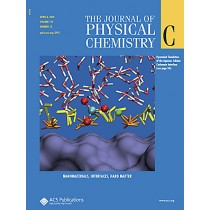 The Journal of Physical Chemistry C: Volume 114, Issue 13
