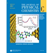 The Journal of Physical Chemistry C: Volume 114, Issue 33