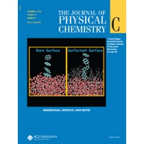 The Journal of Physical Chemistry C: Volume 114, Issue 34
