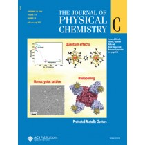 The Journal of Physical Chemistry C: Volume 114, Issue 38