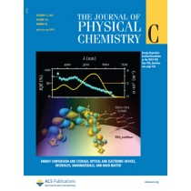 The Journal of Physical Chemistry C: Volume 116, Issue 40