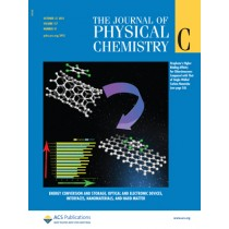 The Journal of Physical Chemistry C: Volume 117, Issue 41