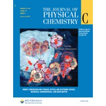 The Journal of Physical Chemistry C: Volume 118, Issue 6