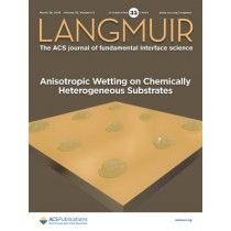 Langmuir: Volume 35, Issue 12