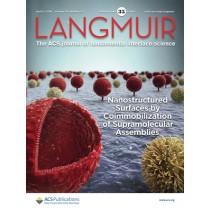 Langmuir: Volume 35, Issue 13