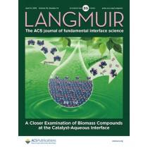 Langmuir: Volume 35, Issue 14