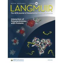 Langmuir: Volume 35, Issue 16
