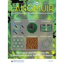 Langmuir: Volume 35, Issue 25