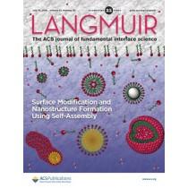 Langmuir: Volume 35, Issue 30