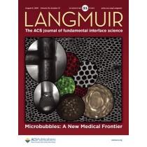 Langmuir: Volume 35, Issue 31