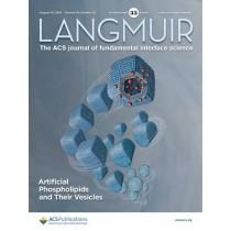 Langmuir: Volume 35, Issue 32