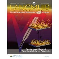 Langmuir: Volume 35, Issue 33