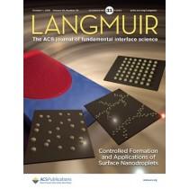 Langmuir: Volume 35, Issue 39