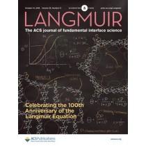 Langmuir: Volume 35, Issue 41