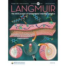 Langmuir: Volume 35, Issue 44