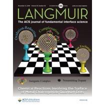 Langmuir: Volume 35, Issue 45