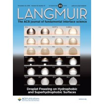 Langmuir: Volume 35, Issue 51