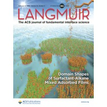 Langmuir: Volume 35, Issue 6