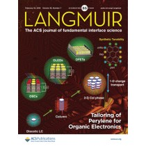 Langmuir: Volume 35, Issue 7