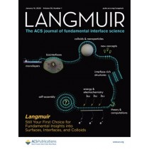 Langmuir: Volume 36, Issue 1