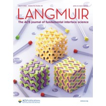 Langmuir: Volume 36, Issue 28