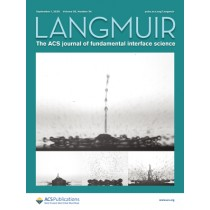 Langmuir: Volume 36, Issue 34