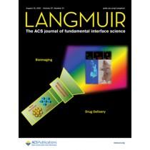 Langmuir: Volume 37, Issue 31