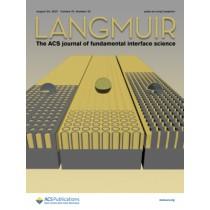 Langmuir: Volume 37, Issue 33